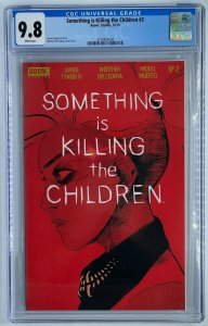 Something is Killing the Children #2 | Cover A 1st Print | CGC 9.8