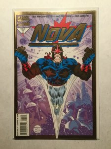 Nova 1 Very Fine Vf 8.0 Direct Edition Marvel