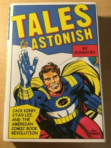 Tales to Astonish by Ronin Ro Bloomsbury Book HARDCOVER Stan Lee Jack Kirby MFT2