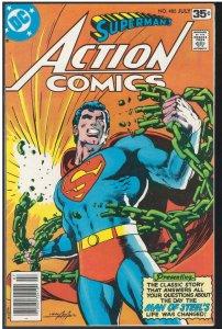 Action Comics #485 (DC, 1978)