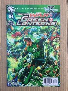 Green Lantern #64 (2011)