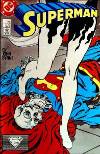 Superman  #17 (1988)
