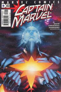 Captain Marvel (5th Series) #22 VF/NM; Marvel | save on shipping - details insid