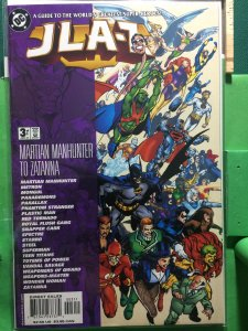 JLA-Z #3 of 3 A Guide To The World's Greatest Superheroes!