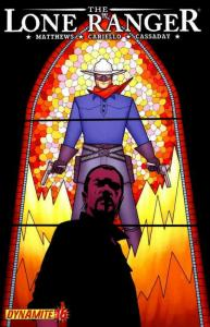 Lone Ranger (Dynamite) #16 FN; Dynamite   save on shipping - details inside