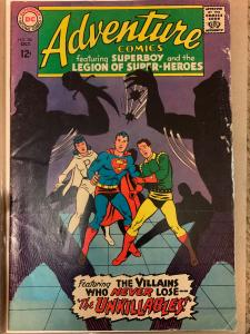 Adventure Comics (1938) 361 Fine+ (6.5)  Legion of Super-Heroes