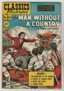 Classics Illustrated #63 (Sep-49) VF+ High-Grade