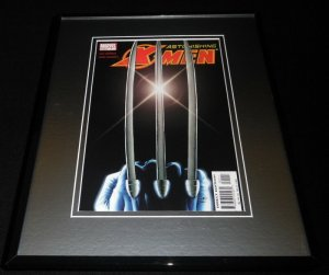 Astonishing X Men #1 Framed 11x14 Repro Cover Display Joss Whedon Wolverine