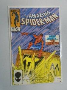 Amazing Spider-Man #267 Direct edition 8.5 VF+ (1985 1st Series)