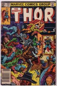 Thor   vol. 1   #320 FR