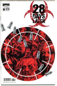 28 DAYS LATER 6, NM,  Zombies,Horror, Walking Dead, 1st, 2009, Sean Phillips