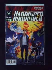 Harbinger #12 (2013)