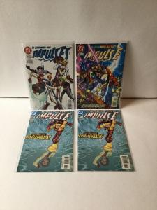 Impulse 11 21 And 85 2x Nm Near Mint Flash