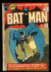 Batman #241 VG- 3.5 Classic Neal Adams Cover!
