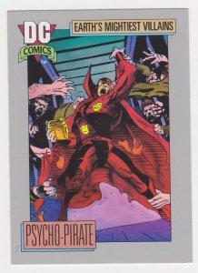 1991 DC Cosmic Card #105 Psycho-Pirate