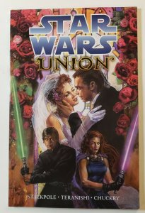 STAR WARS UNION TPB SOFT COVER FIRST PRINT DARK HORSE NM LUKE SKYWALKER