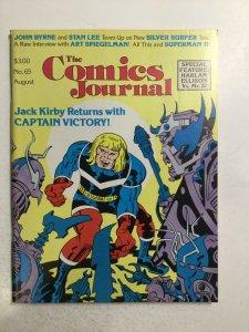 The Comics Journal No.65 August Magazine Near Mint- Nm- 9.0 Fantagraphics