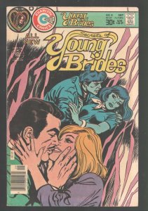 Secrets of Young Brides Vol. 2 #8 1976-Charlton-FN