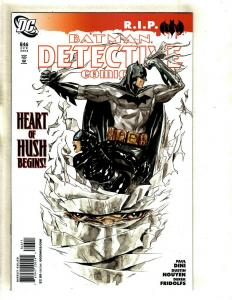 Detective Comics # 846 NM 1st Print DC Comic Book Batman Gotham Joker Robin SM8
