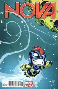 Nova (5th Series) #1B VF/NM; Marvel | save on shipping - details inside