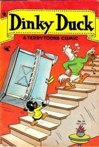 Dinky Duck #10, Good- (Stock photo)