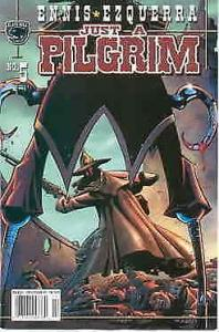 Just a Pilgrim #5 VF/NM; Black Bull | save on shipping - details inside