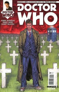 Doctor Who: The Tenth Doctor #9A VF/NM; Titan | save on shipping - details insid
