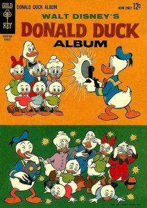 Donald Duck Album (1963 series) #1, VG+ (Stock photo)