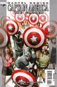 Captain America: The Chosen #6, NM (Stock photo)