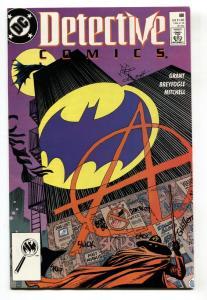 Detective Comics #608-1989-1st appearance of Anarky-comic book