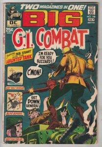 G.I. Combat #148 (Jul-71) VG/FN Mid-Grade The Haunted Tank