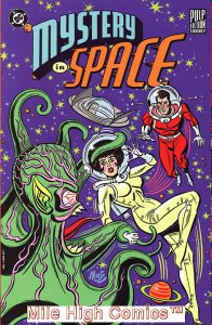 PULP FICTION LIBRARY: MYSTERY IN SPACE TPB (1999 Series) #1 Near Mint