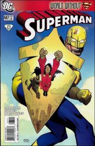 DC SUPERMAN (1939 Series) #687 VF
