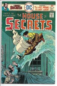 House of Secrets #136 (1975) FN-