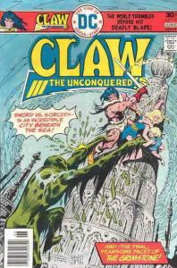 Claw the Unconquered #7 FN; DC   save on shipping - details inside