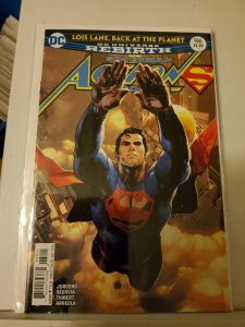 Superman - Action Comics: Welcome To The Planet #1 (2017)