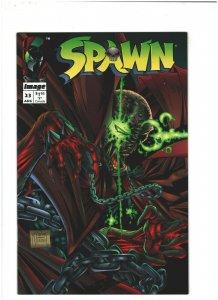 Spawn #23 VF+ 8.5 Image Comics Todd McFarlane 1994
