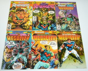 Revengers #1-6 VF/NM complete series - neal adams - continuity megalith set
