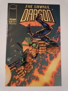 Savage Dragon #17 (1995)
