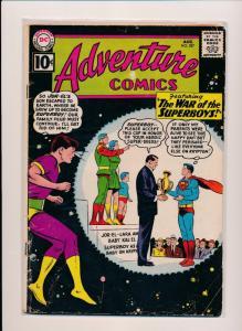 Adventure Comics Superman #287 ~ DC Comics 1961  ~ Good (HX343)