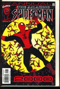 The Amazing Spider-Man 2000 #1 (2000)