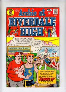 Archie At Riverdale High #9 (Aug-73) VG/FN Mid-Grade Archie