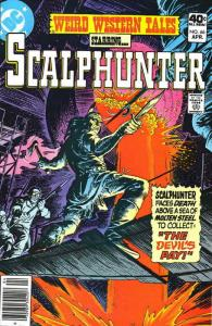 Weird Western Tales #66 FN; DC   save on shipping - details inside