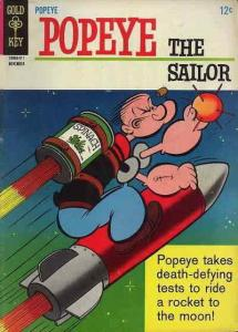 Popeye #78 FN; Charlton | save on shipping - details inside