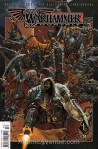 Warhammer Monthly #50 VF; Games Workshop | save on shipping - details inside
