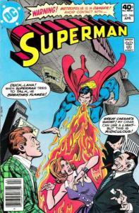 Superman (1939 series) #346, VF- (Stock photo)