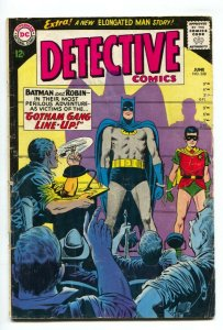 DETECTIVE #328 1964-DC-BATMAN-ROBIN-comic book G/VG