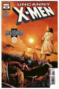 Uncanny X-Men #10 (Marvel, 2019) NM