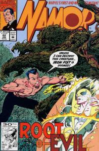 Namor, The Sub-Mariner #22 VG; Marvel | low grade comic - save on shipping - det