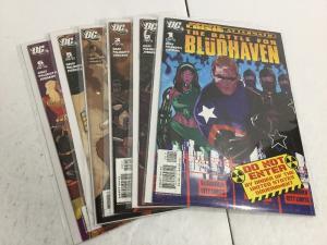The Battle For Blüdhaven 1-6 Lot Set Run Nm Near Mint DC Comics IK